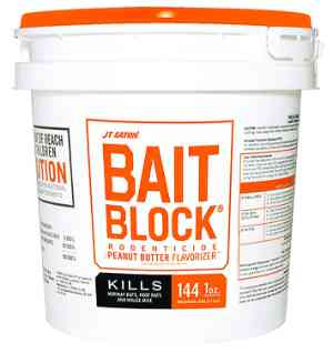 JT Eaton Bait Block Anticoagulant Bait