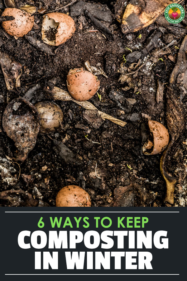 Read on for tips and hints to help you compost all year round and maximizing your free soil amendment whilst at the same time minimizing your impact on the environment.