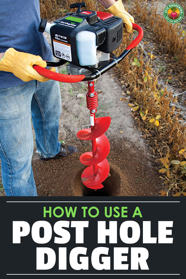 In the market for the best post hole digger? We can help! Check out our buyer's guide for information on the best manual, gas, or electric models.