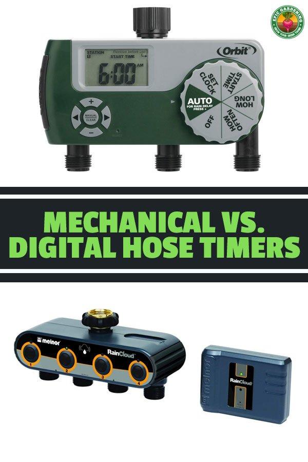 Best Hose Timer: Top Mechanical and Digital Timer Picks For 2019