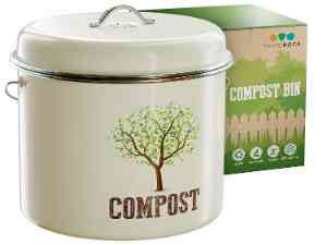 Third Rock Compost Bin