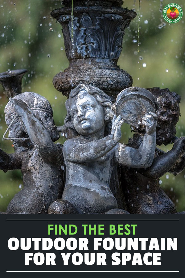 Finding the best outdoor fountain doesn\'t have to be a challenge. Our guide gives you insight into adding your water features!
