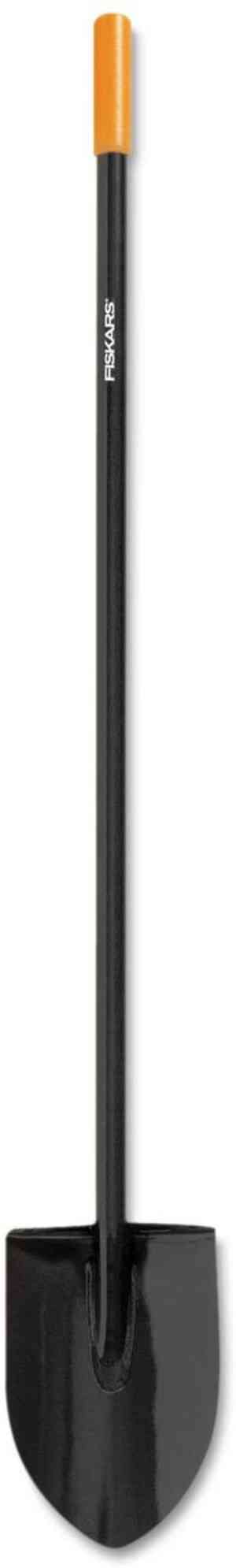 Fiskars Long Handle Digging Shovel