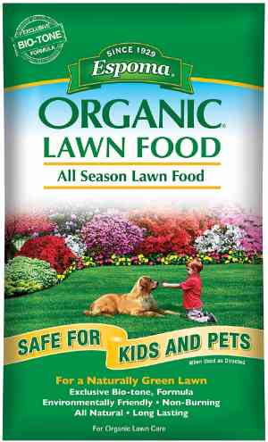 Espoma EOLF28 Organic All Season Lawn Food