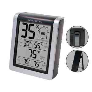 AcuRite 00613 Digital Hygrometer & Thermometer