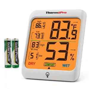 ThermoPro TP53 Hygrometer